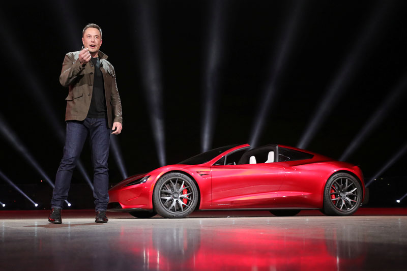 tesla roadster pics 3 The Specs for Teslas New Roadster are Bananas
