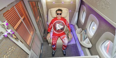 This Video Tour is the Closest I'll Get to Flying Emirates' First ClassSuite