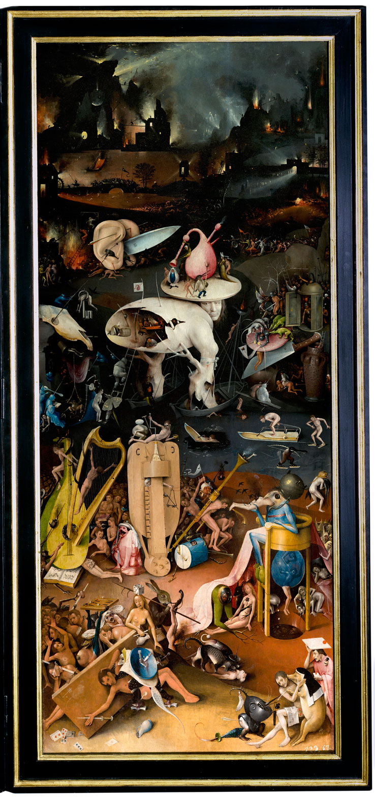 hieronymus bosch   the garden of earthly delights 6 Paradise: A Modern Day Interpretation of the Garden of Earthly Delights