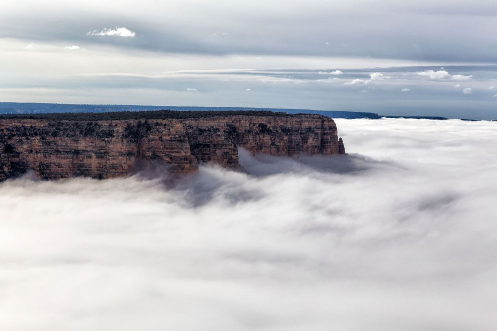 Amazing Things Happen at the Grand Canyon and this Timelapse Captures Them Beautifully