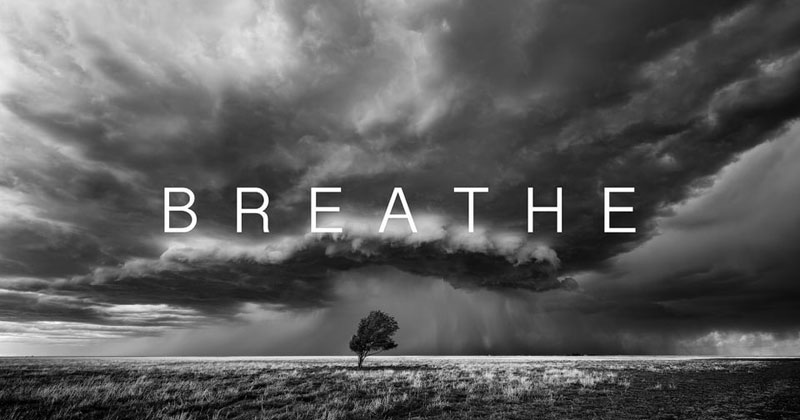 Breathe: An 8K, Black and White, Storm Timelapse Short Film