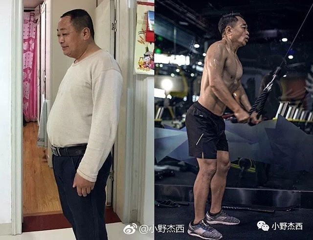 father and son decide to get in shape together 6 Father and Son Decide to Get in Shape Together (9 Pics)