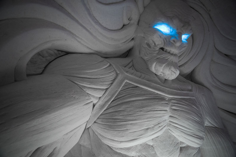 game of thrones ice hotel lapland finland 8 A Game of Thrones Ice Hotel Just Opened and It Looks Unreal