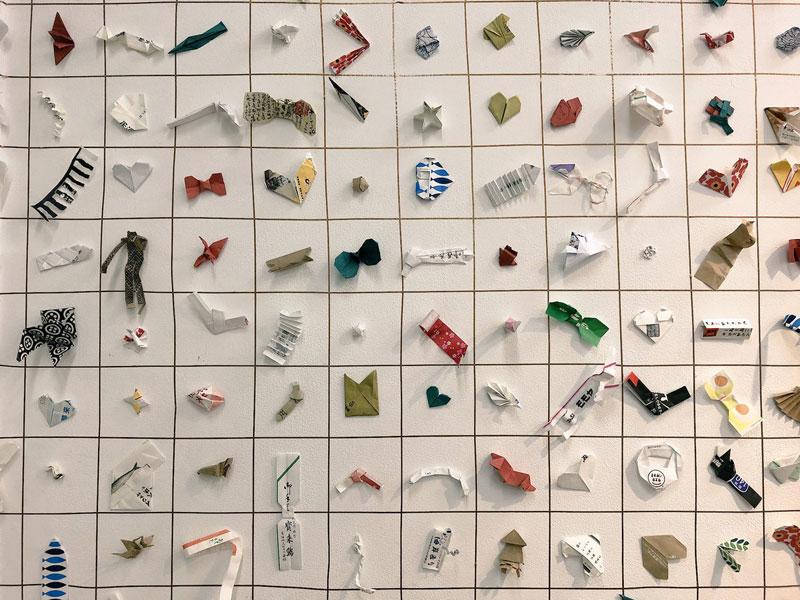 japanese tip yuki tatsumi 10 Meanwhile in Japan: An Exhibit of Chopstick Sleeve Art Left Behind at Restaurants