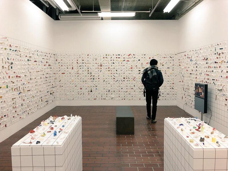 japanese tip yuki tatsumi 11 Meanwhile in Japan: An Exhibit of Chopstick Sleeve Art Left Behind at Restaurants