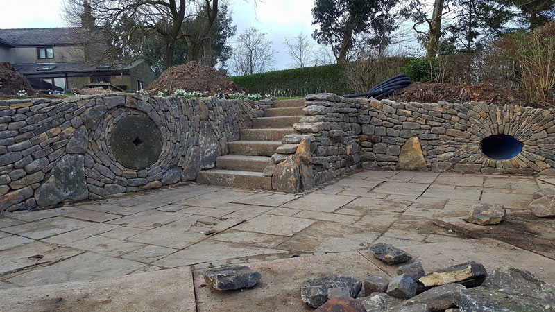 johnny clasper stonework art 10 Johnny Clasper Carefully Places Stones to Create Amazing Works of Art