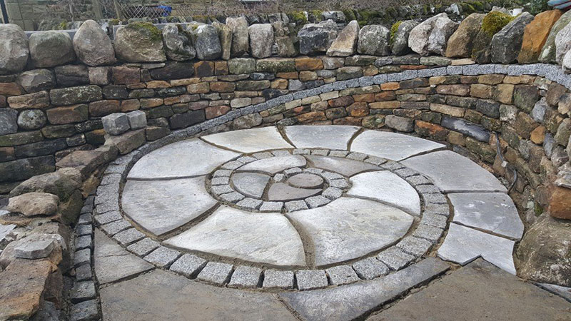 johnny clasper stonework art 2 Johnny Clasper Carefully Places Stones to Create Amazing Works of Art