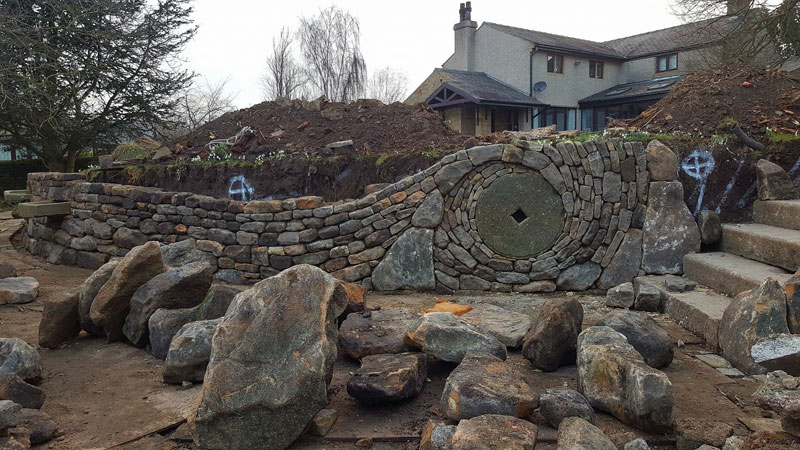 johnny clasper stonework art 8 Johnny Clasper Carefully Places Stones to Create Amazing Works of Art