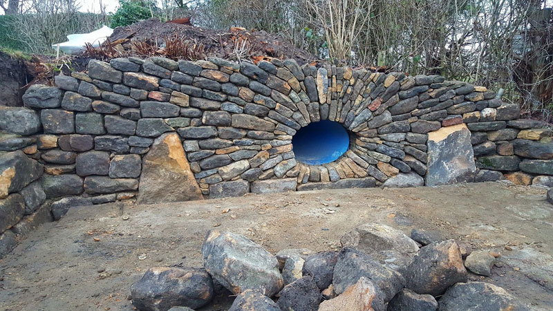 johnny clasper stonework art 9 Johnny Clasper Carefully Places Stones to Create Amazing Works of Art