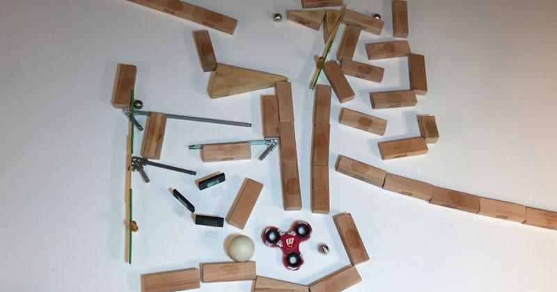 This Marble Run Perfectly Synced to Tchaikovsky's Waltz of the Flowers is GoodInternet