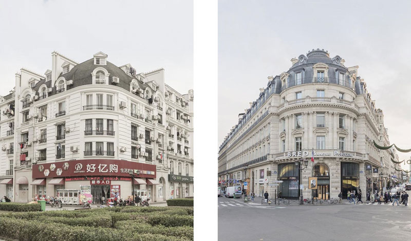 paris syndrome by francois prost 1 Theres a Fake Paris in China and the Side by Side Photos are Eerie