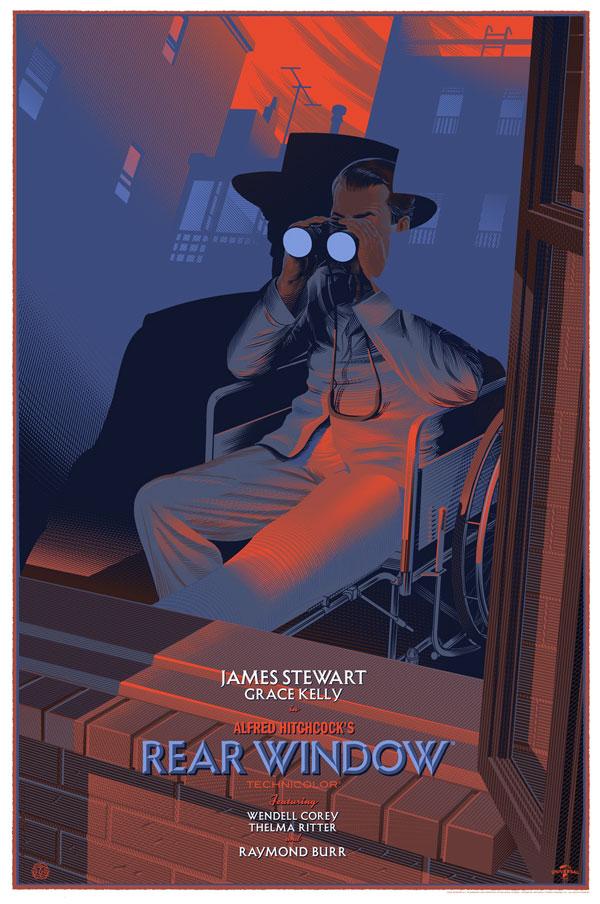 retro futuristic movie posters by lauren durieux 12 The Retro Futuristic Movie Posters of Laurent Durieux (15 Pics)