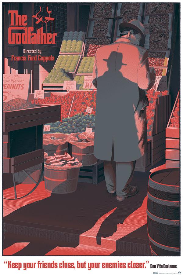 retro futuristic movie posters by lauren durieux 16 The Retro Futuristic Movie Posters of Laurent Durieux (15 Pics)