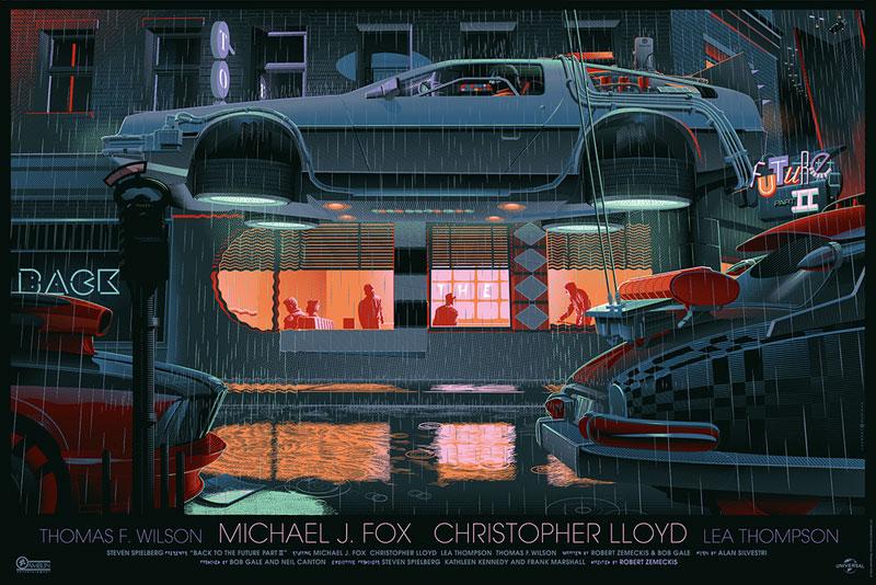retro futuristic movie posters by lauren durieux 2 The Retro Futuristic Movie Posters of Laurent Durieux (15 Pics)