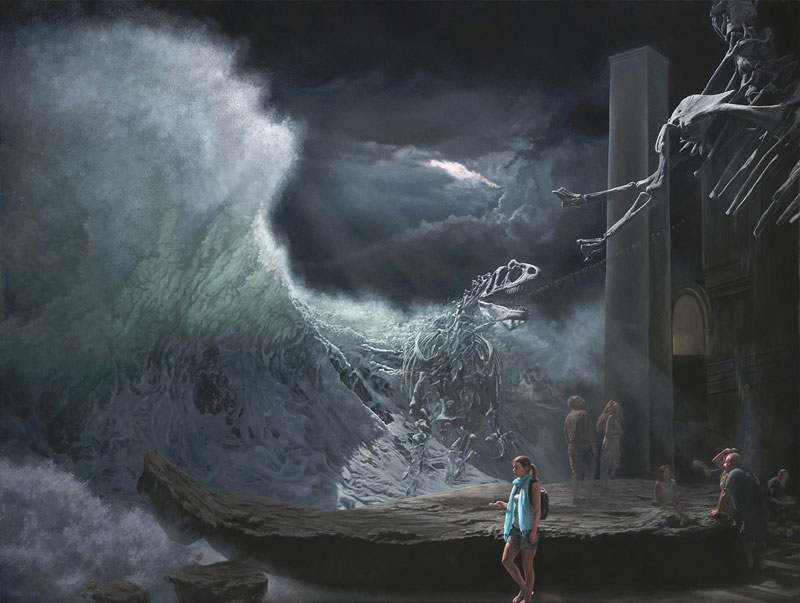 surreal oil paintings by joel rea 2 The Surreal Oil Paintings of Joel Rea (12 Photos)