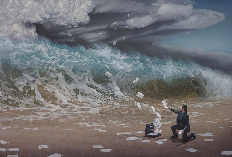 surreal oil paintings by joel rea 5 The Surreal Oil Paintings of Joel Rea (12 Photos)