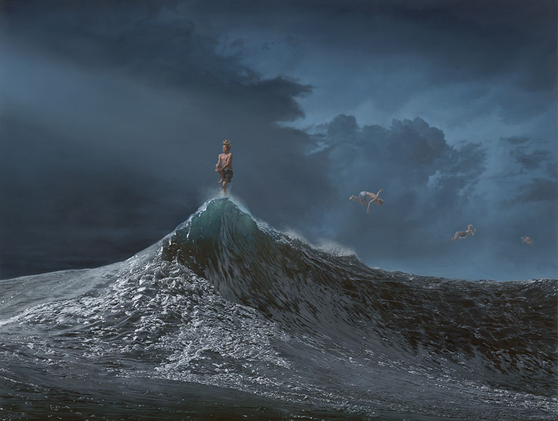 surreal oil paintings by joel rea 8 The Surreal Oil Paintings of Joel Rea (12 Photos)