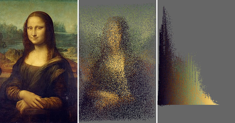 These Animated Color Graphs of Famous Paintings are Hypnotizing