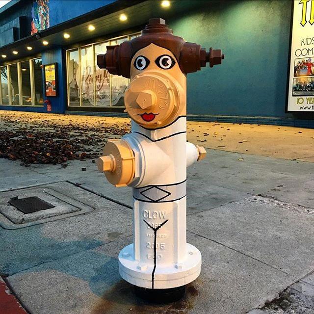 tom bob street art 10 Street Artist Tom Bob Adds Color to Mundane Objects Around Town