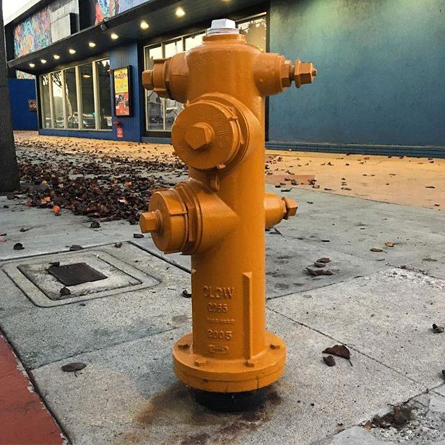 tom bob street art 11 Street Artist Tom Bob Adds Color to Mundane Objects Around Town
