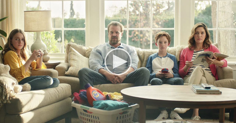tide won the commercials super bowl with their spots here are all of them twistedsifter. Black Bedroom Furniture Sets. Home Design Ideas