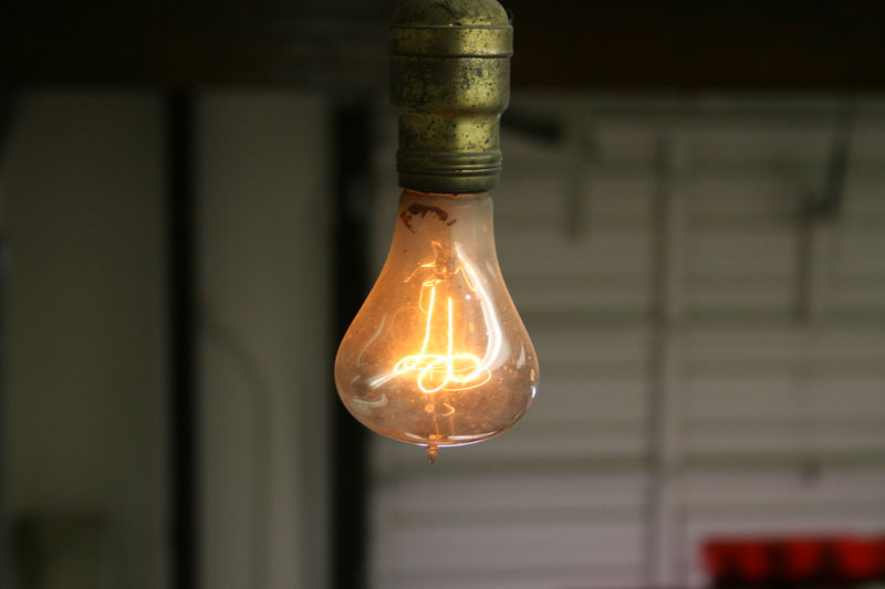 Exceptional Centennial Light Worlds Longest Burning Light Bulb 10 Burning Since 1901,  This Bulb Is The Photo