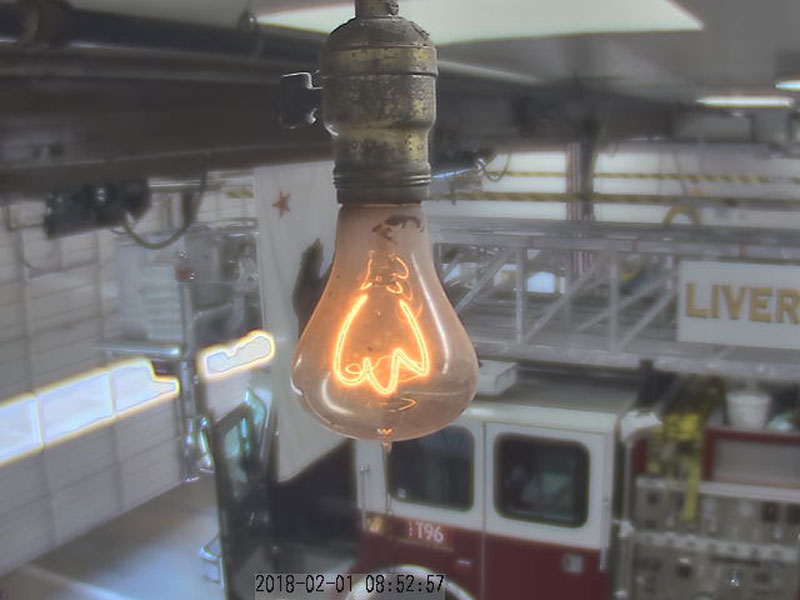 centennial light worlds longest burning light bulb 5 Burning Since 1901, this Bulb is the Poster Child for Planned Obsolescence