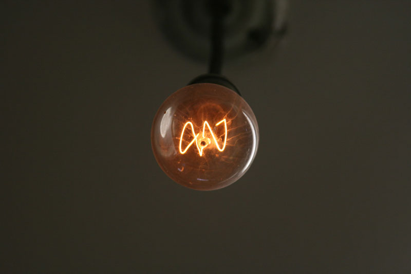 Superior Centennial Light Worlds Longest Burning Light Bulb 8 Burning Since 1901,  This Bulb Is The