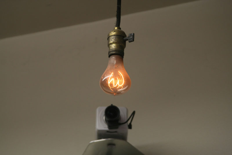 Burning Since 1901 This Bulb Is The Poster Child For