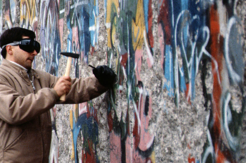 fall or berlin wall 1 10,317 Days Later, The Berlin Wall Has Been Down Longer Than It Stood