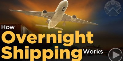 How Overnight ShippingWorks
