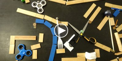 Marble Magnet Madness