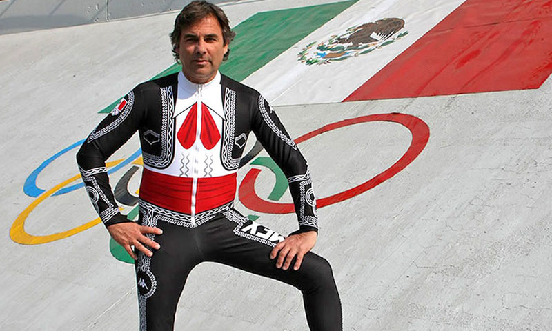 mexico has an olympic ski team and their outfits are awesome 2 Mexico Has an Olympic Ski Team and Their Outfits are Awesome