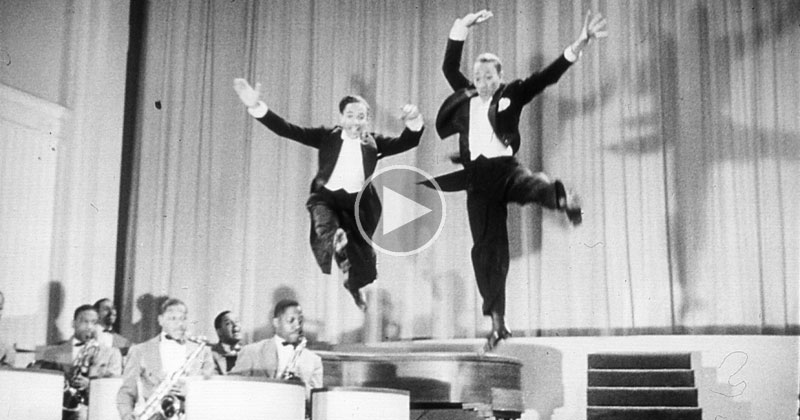 75 Years Ago, One of the Best Dance Routines Ever Was Filmed, Unrehearsed on the First Take