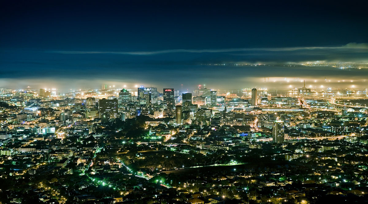 nightscapes by jakob wagner 3 4 Cities on 4 Continents Around the World at Night