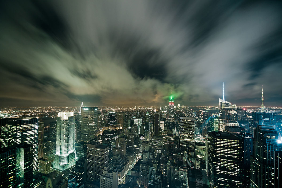 nightscapes by jakob wagner 6 4 Cities on 4 Continents Around the World at Night
