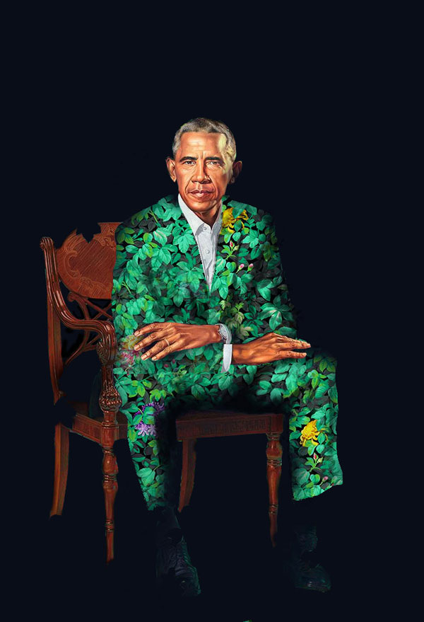obama portrait memes 5 The Internet Had a Field Day With Obamas Official Portrait