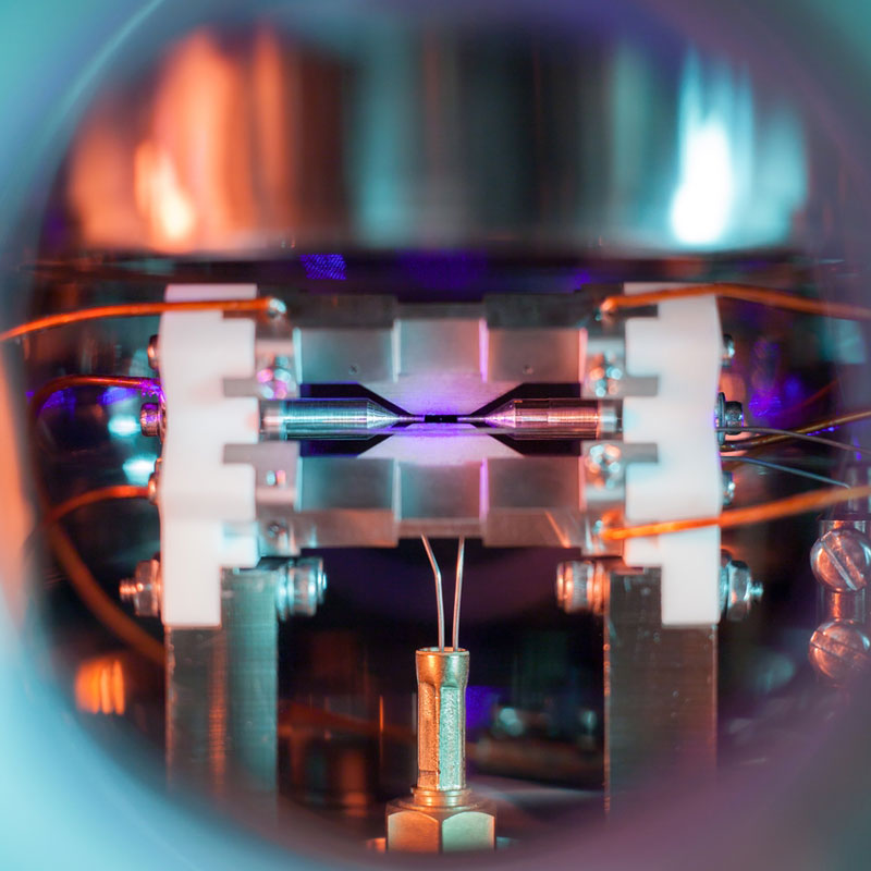 photo of single atom Picture of a Single Atom Wins Top Prize in Science Photo Contest