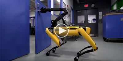 In Case You Were Wondering What Boston Dynamics Has Been UpTo
