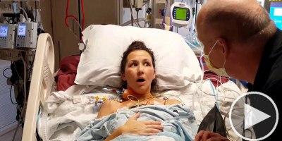 Woman Takes First Unobstructed Breath in Her Life After LungTransplant