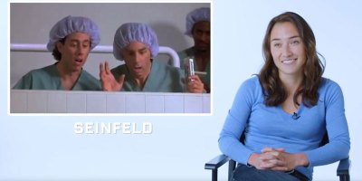 Actual Surgeon Critiques 49 Medical Scenes From Film andTelevision
