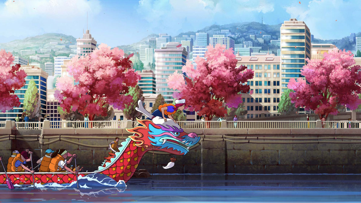 travel oregon anime 6 The Artwork for Oregons Anime Inspired Tourism Spot is Beautiful