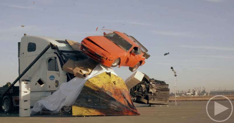 Remembering the Badass Wedge Truck from the MythBusters Finale
