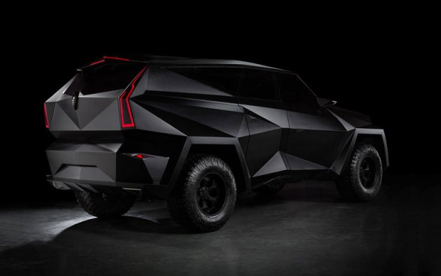 worlds most expensive suv karlmann king 17 The Outrageous SUV Inspired by the Stealth F 117 Nighthawk (21 Pics)