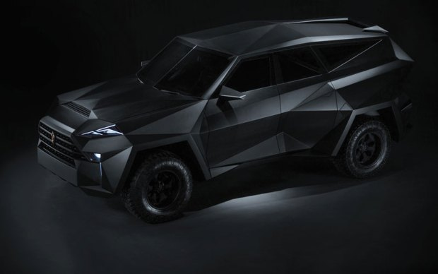 worlds most expensive suv karlmann king 18 The Outrageous SUV Inspired by the Stealth F 117 Nighthawk (21 Pics)