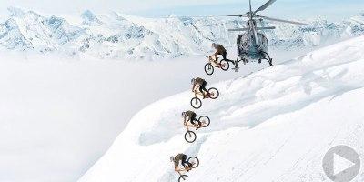 Mountain Biking Down a Ski Mountain is as Badass as itSounds