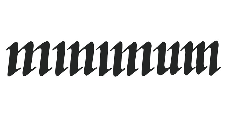 minimum ink on paper Minimum, Ink on Paper, 2015