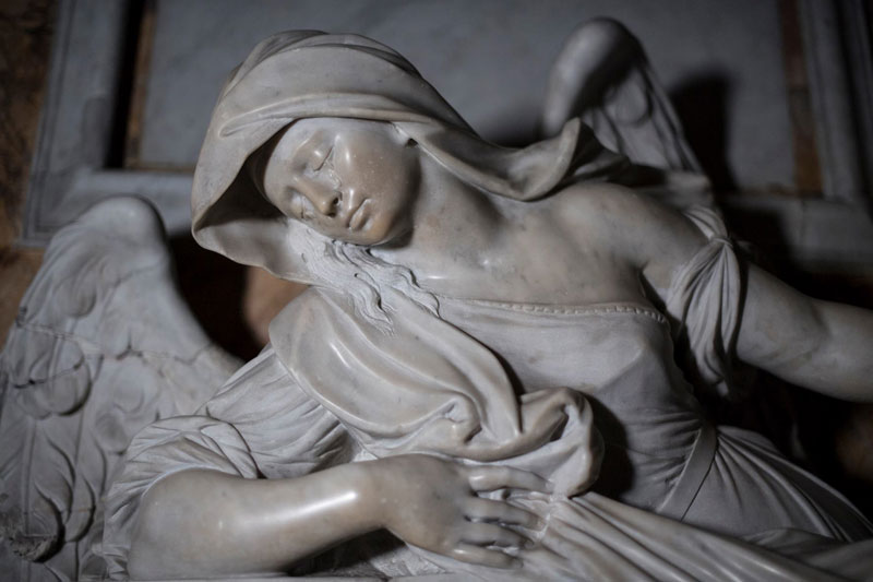 most amazing marble sculptures cappella sansevero naples italy 1 This Tiny Chapel is Home to Some of the Greatest Marble Sculptures in History
