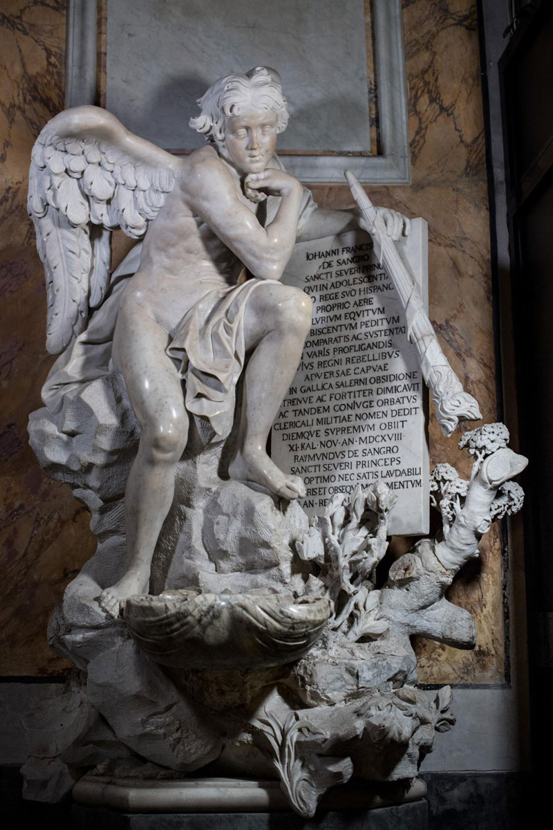 most amazing marble sculptures cappella sansevero naples italy 15 This Tiny Chapel is Home to Some of the Greatest Marble Sculptures in History