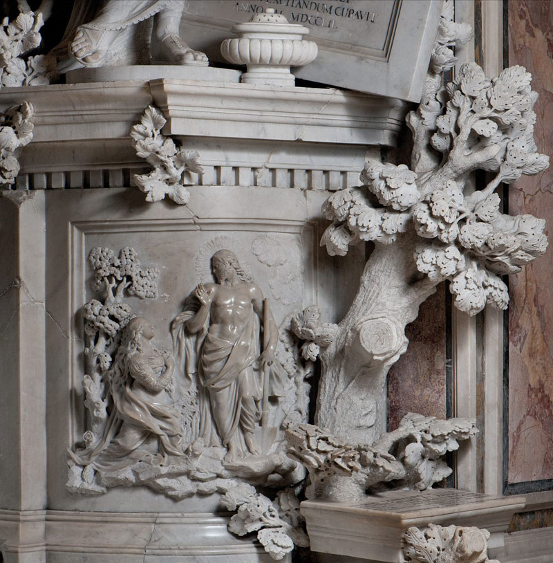 most amazing marble sculptures cappella sansevero naples italy 2 This Tiny Chapel is Home to Some of the Greatest Marble Sculptures in History